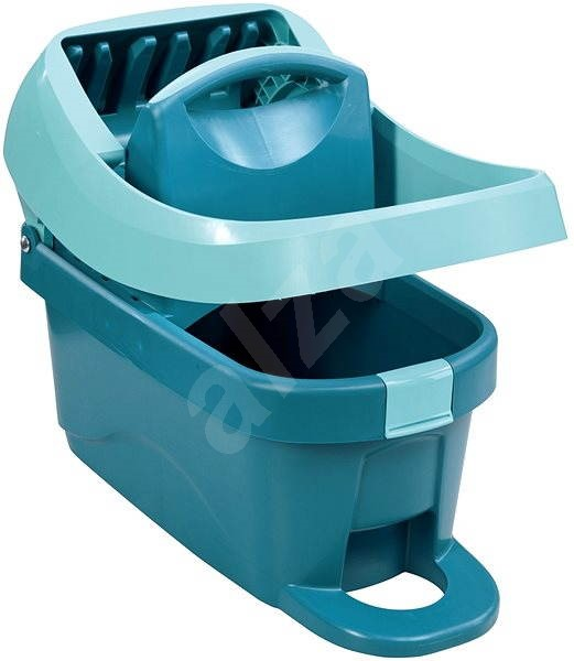 LEIFHEIT Bucket with step-in squeegee Profi with Integrated Wheels 8l 55076 - Accessories