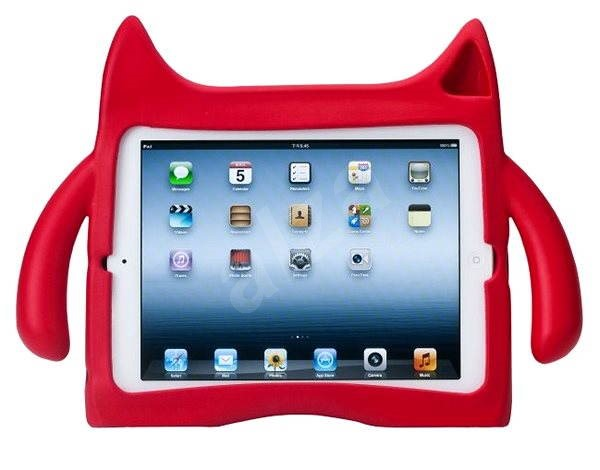 Ndevr iPadding baby red - Tablet Case