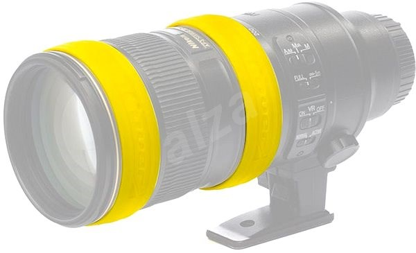 Easy Cover universal protectors for yellow lenses - Camera Case