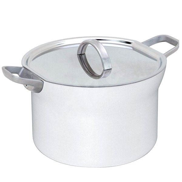 GREEN PAN Dubai White 24cm induction lid - Pot