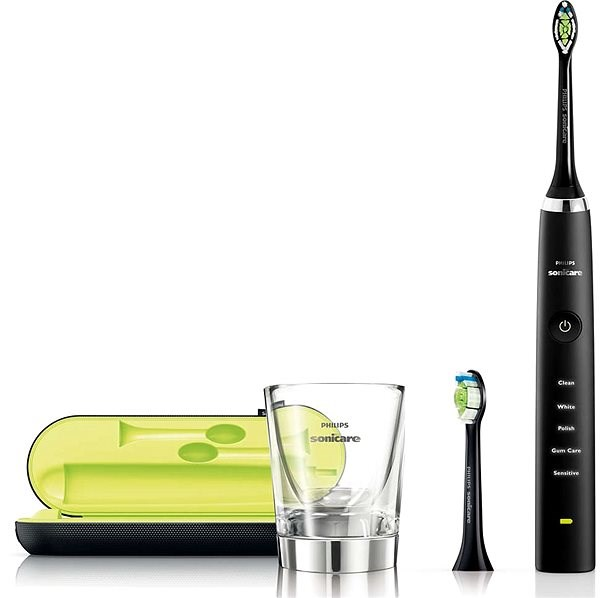 Philips Sonicare Black DiamondClean HX9352/04 - Electric Toothbrush