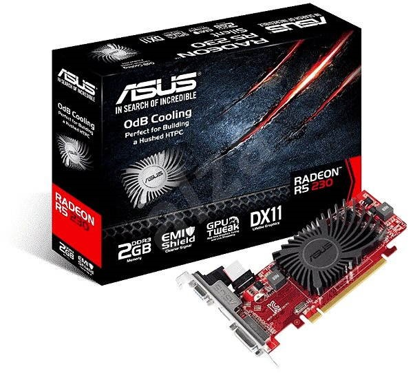 ASUS R5 230-SL-2GD3-L - Graphics Card