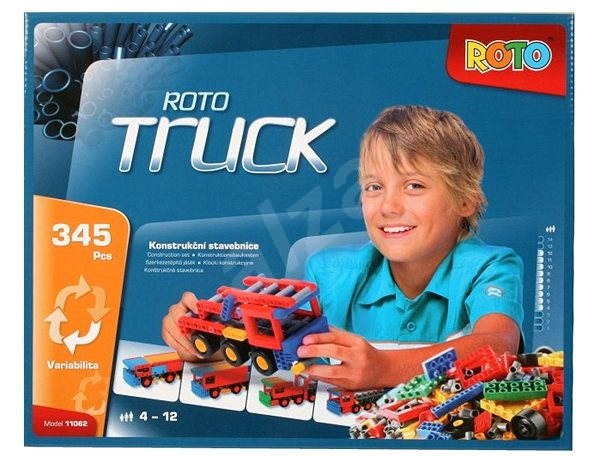 ROTO Truck 11062  - Building Kit