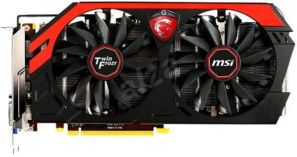 MSI N770 TF 4GD5/OC Gaming  - Graphics Card