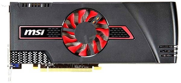 MSI R7950-3GD5/OC BE G - Graphics Card