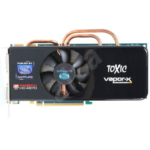 SAPPHIRE HD 4870 - Graphics Card