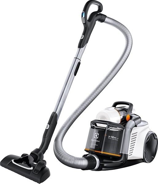 Electrolux EUF86IW - Bagless vacuum cleaner