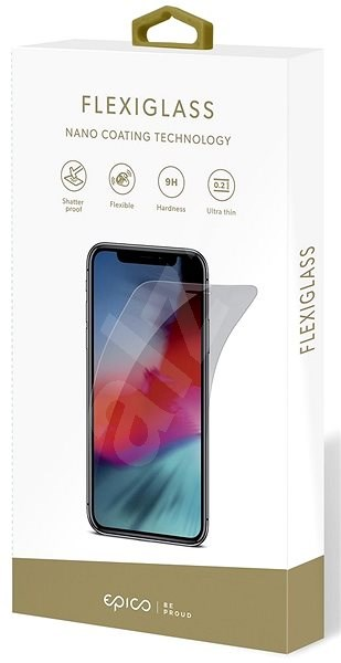 Epico FLEXI GLASS for iPhone 6/6S/7/8 - Glass protector