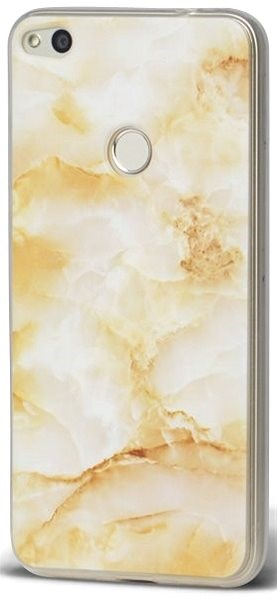 Epico Marble for Huawei P9 Lite (2017) gold - Protective Case