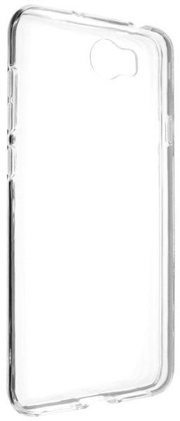 Epico Ronny Gloss for Huawei Y5 II - white transparent - Mobile Case