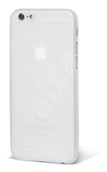 Epico Ultrathin String for iPhone 6 / 6S white transparent - Silicone Case