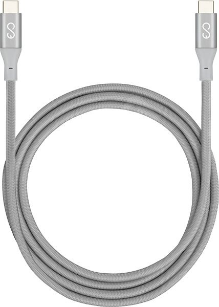 EPICO USB-C to USB-C 1.8m - Silver - Extension Cable