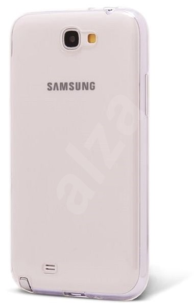 Epico Ronny Gloss for Samsung Galaxy NOTE 2 - Transparent - Protective Case
