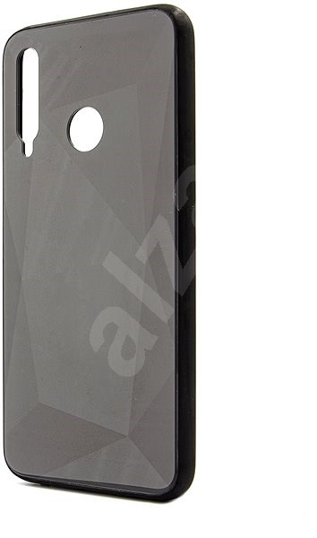 Epico COLOR GLASS CASE Honor 10i - black - Mobile Case