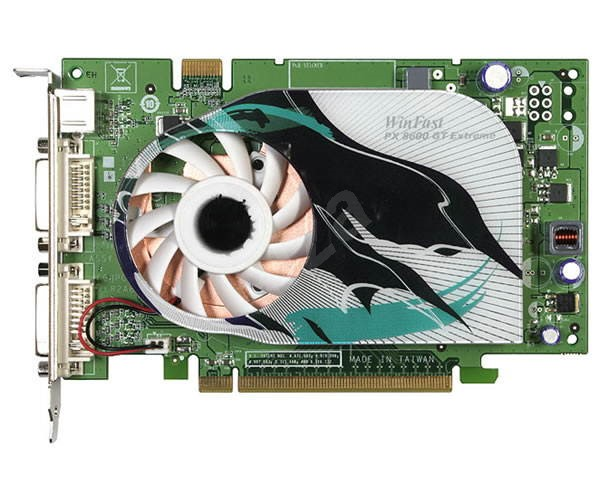Leadtek WinFast PX8600GT TDH Extreme - Graphics Card