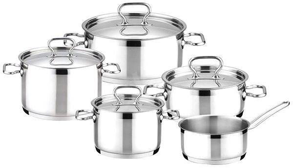 Tescoma HOME PROFI 9 pieces - Pot Set