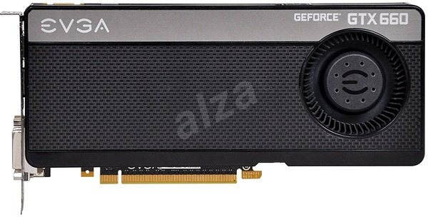 EVGA GeForce GTX660 Superclocked  - Graphics Card
