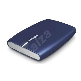 MAXTOR Basics Portable 250GB Blue - External hard drive
