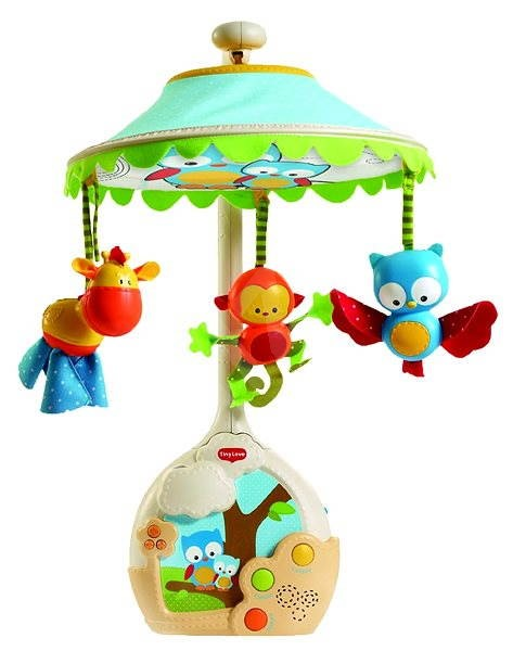 Tiny Love 3in1 Mobile - Cot Toy
