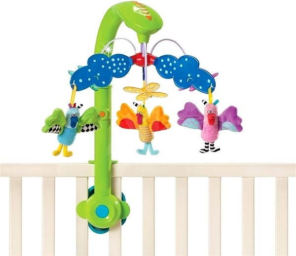 Carousel for cot - Ducks - Cot Toy