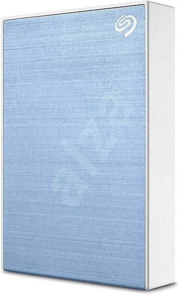 Seagate Backup Plus Portable 4TB Light Blue - External Hard Drive