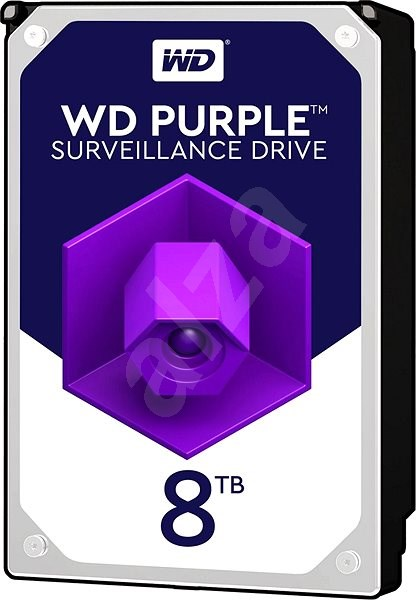 WD Purple NV 8TB - Hard Drive