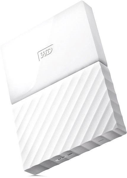 "WD 2.5"" My Passport 1TB White - External hard drive"