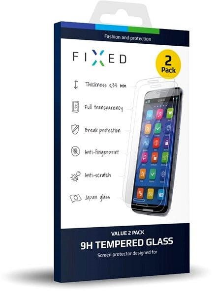 Fixed for Huawei Y6 Pro - Glass protector