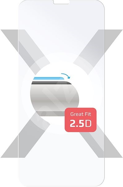 FIXED for Huawei P8 Lite - Glass protector