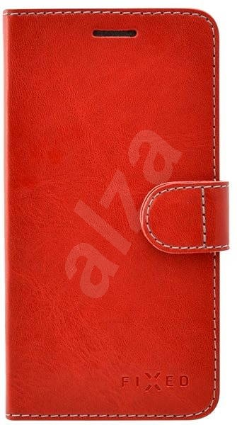 FIXED FIT Redpoint Alcatel Pop 4 5051D red - Mobile Phone Case