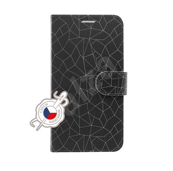 FIXED FIT for Samsung Galaxy A50  Grey Mesh Theme - Mobile Phone Case