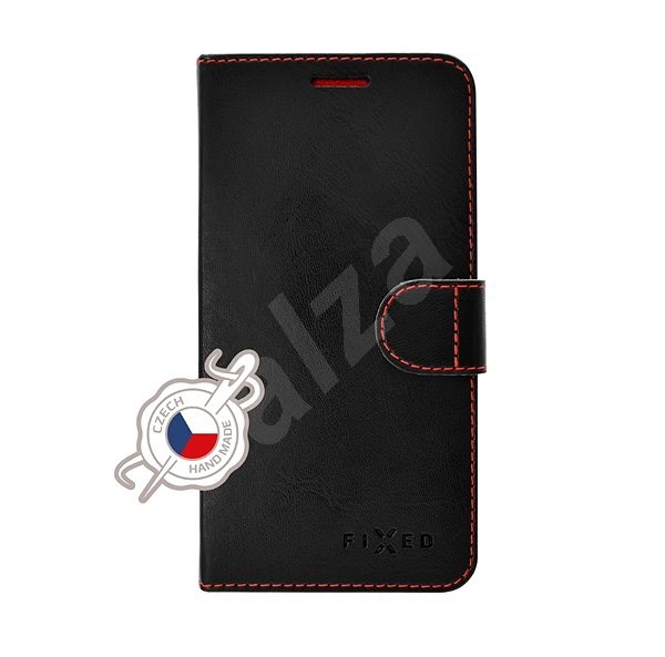 FIXED FIT for Samsung Galaxy A70 Black - Mobile Phone Case