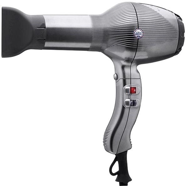 Gamma Pius 5555 Barber Titanium - Hair Dryer