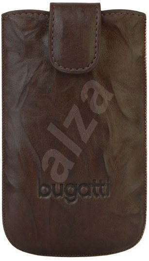 Bugatti Slim Case Unique Tobacco - Mobile Phone Case