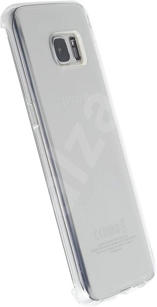Krusell BOVIK for Samsung Galaxy S8 transparent - Rear Cover