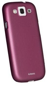 Krusell COLORCOVER Samsung I9300 Galaxy S III mini Pink - Rear Cover