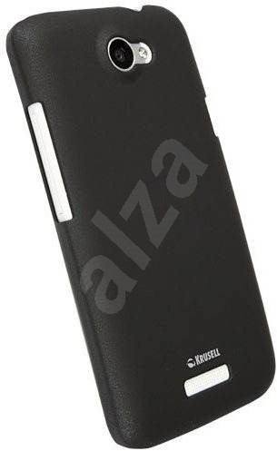 Krusell COLORCOVER HTC One X Black - Protective Case