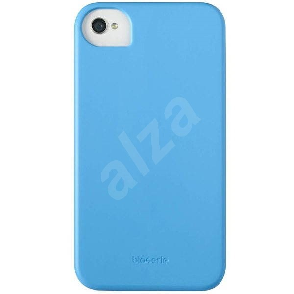 best sneakers 666bb 8fd6a Krusell BIOCOVER iPhone 4/4S Light Blue - Rear Cover | Alza ...