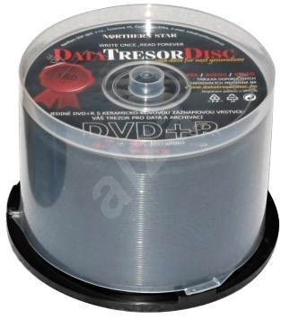 DATA TRESOR DISC DVD+R 50pcs cakebox - Media