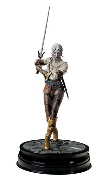 The Witcher 3: The Wild Hunt  - Ciri - Figurine
