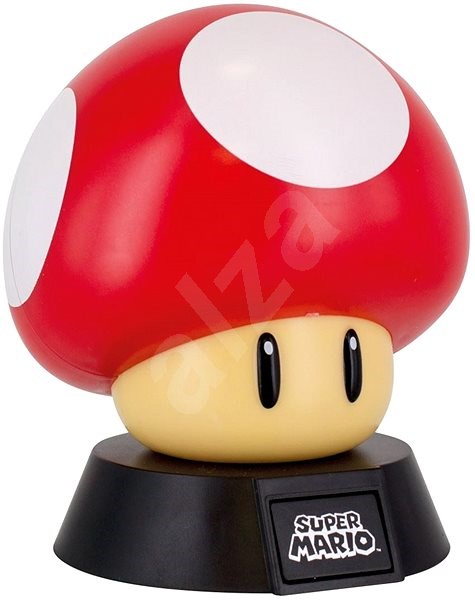 NINTENDO - 3D Lamp Super Mario Power-Up - Light