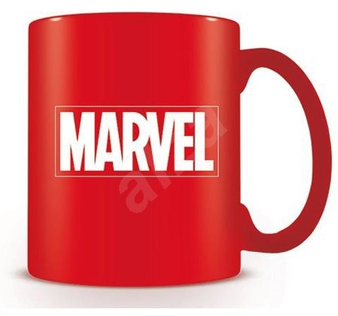 Marvel Logo Red - Mug