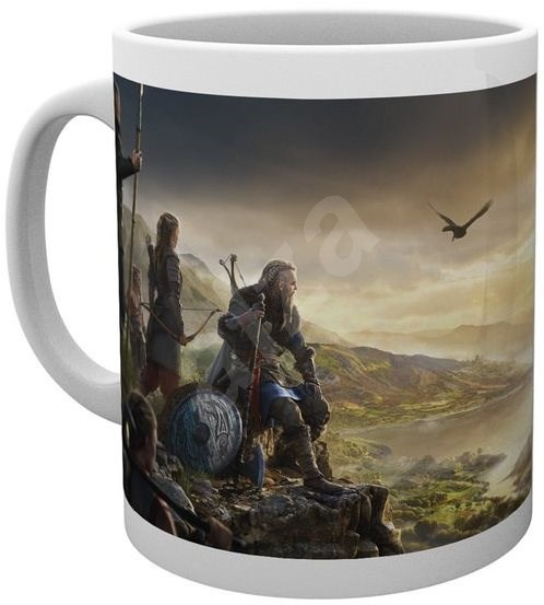 Assassin's Creed Valhalla - Vista - Mug - Mug