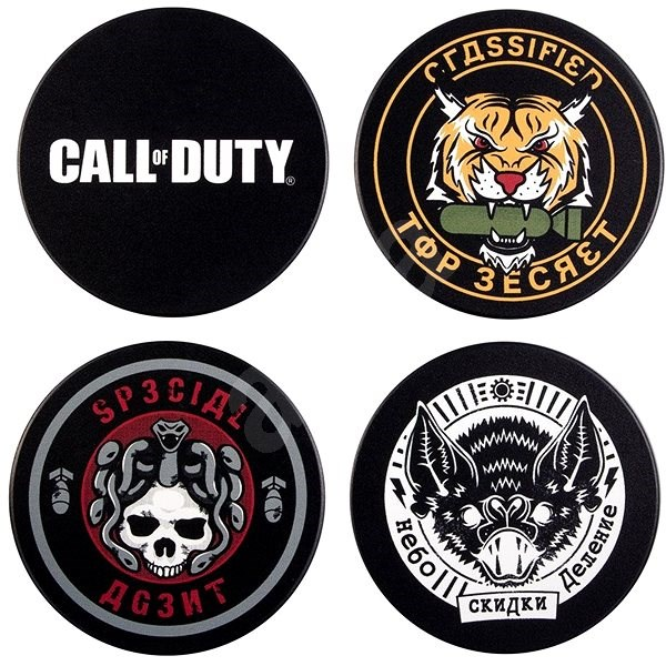 Call of Duty: Black Ops Cold War - Coasters - Pad