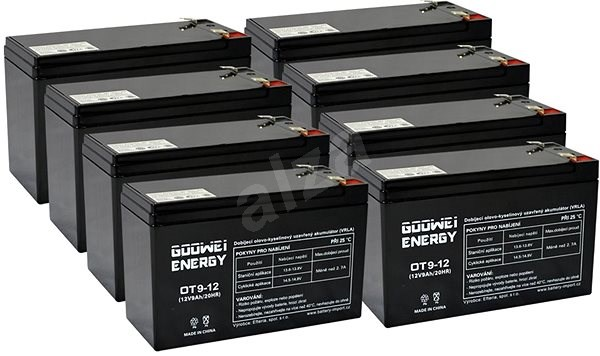 GOOWEI RBC105 - Rechargeable Battery