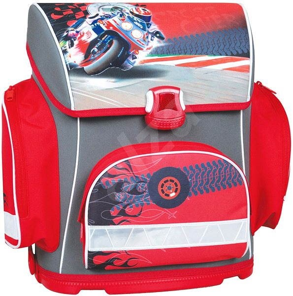 PREMIUM Motorbike  - School Backpack