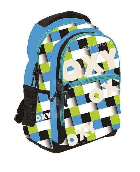 OXY Street Tetris - School Backpack