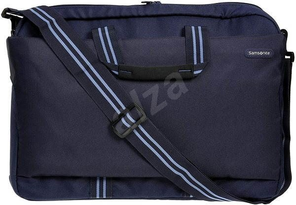 "Samsonite Network Laptop Bag L 17.3"" midnight blue - Laptop Bag"