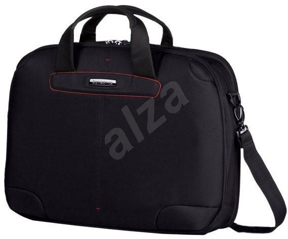 "Samsonite Laptop Pillow3 Toploader M 16"" Black - Laptop Bag"