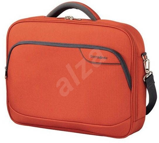 "Samsonite Monaco ICT Office Case 18.4"" orange - Laptop Bag"